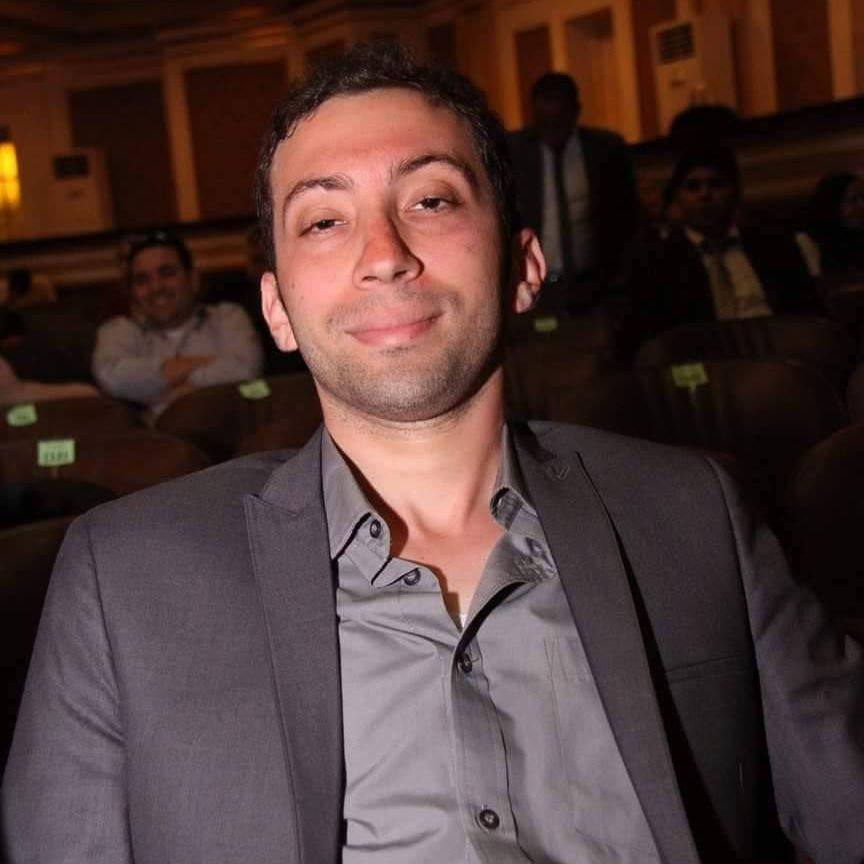 الكاتب الصحفى جمال جورج