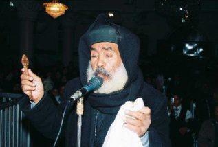 المتنيح القمص موسى ابو السعد