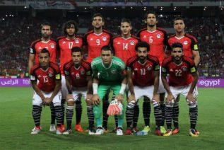 المنتخب المصرى لكرة القدم