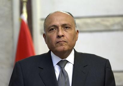 سامح شكري ـ وزير الخارجية ـ