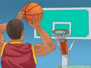 كرة السلة تعبيريه