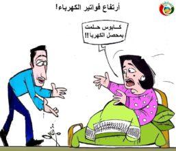 كاريكاتير المواطنة نيوز 211