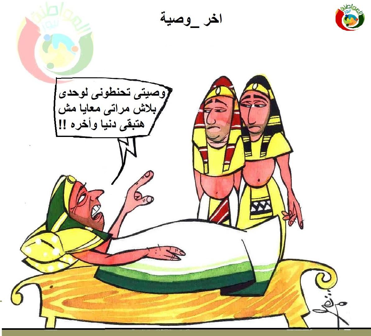 كاريكاتير المواطنة 2031
