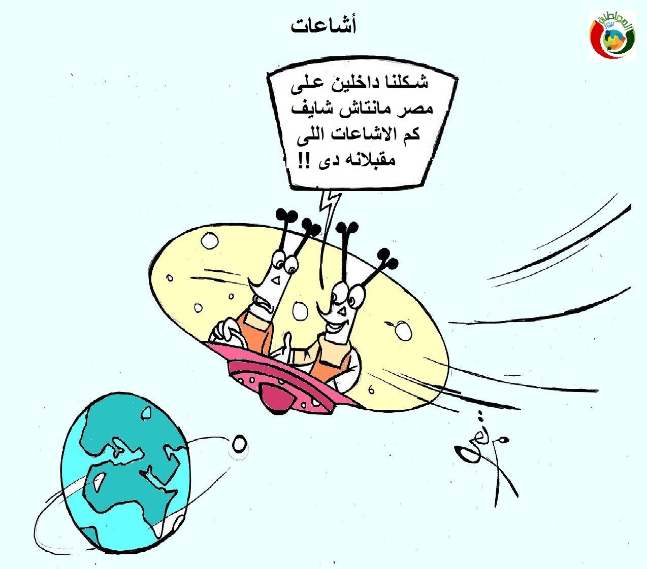 كاريكاتير المواطنة نيوز 522