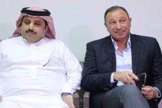 تركي آل الشيخ ، محمود الخطيب
