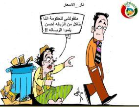 كاريكاتير المواطنة نيوز 2.2019