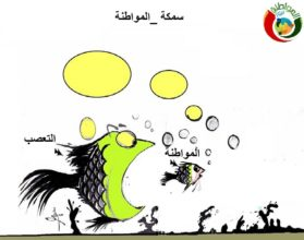 كاريكاتير المواطنة نيوز 1