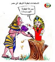 كاريكاتير المواطنة نيو22ز 22.
